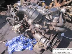 Двигатель в сборе. Isuzu Bighorn Двигатель C223