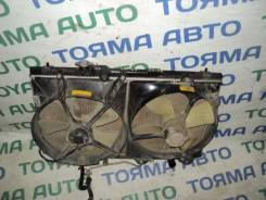 Радиатор охлаждения двигателя. Toyota Camry, SV41