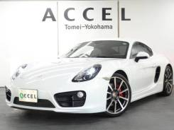 Porsche Cayman. механика, задний, 3.4 (325л.с.), бензин, 7тыс. км, б/п. Под заказ