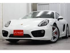 Porsche Cayman. автомат, задний, 3.4 (325л.с.), бензин, 20тыс. км, б/п. Под заказ