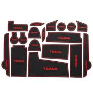 Коврик. Nissan Teana, L33 Двигатели: QR25DE, VQ35DE
