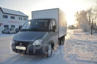 ГАЗ Газель Бизнес. Продаётся ГАЗель - Бизнес, 2 800 куб. см., 1 500 кг.