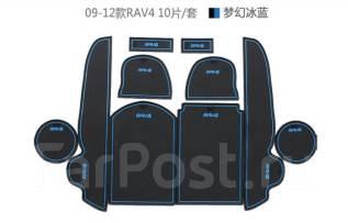Панель приборов. Toyota RAV4, ACA38L, ZSA30, ZSA35 Двигатели: 2AZFE, 3ZRFAE