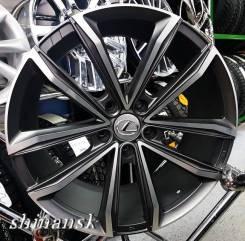 Lexus. 8.0x20, 5x114.30, ET30, ЦО 60,1мм.