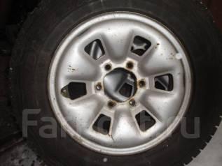 Продам 4 колеса с литьем 215/70R16. x16