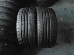 Bridgestone Potenza S001. Летние, 2011 год, износ: 10%, 2 шт