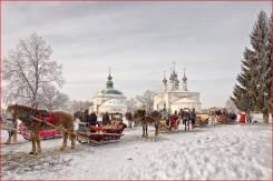 Золотое кольцо России. Экскурсионный тур. Древняя Русь на Рождество