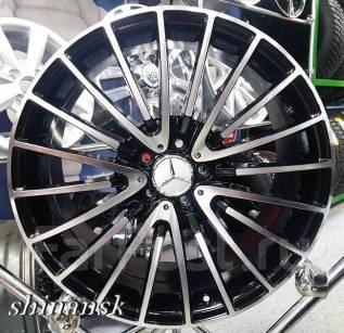 Mercedes. 10.0x21, 5x112.00, ET37, ЦО 66,6мм.