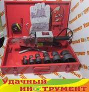 Аппарат сварочный для труб Ресанта АСПТ-2000Вт, насадки 20-63 мм