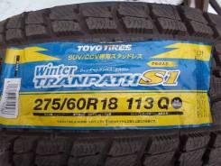 Toyo Tranpath S1. Зимние, без шипов, 2012 год, без износа, 4 шт