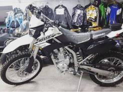 Kawasaki KLX 250R. 250 куб. см., исправен, птс, без пробега