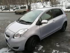 Toyota Vitz. вариатор, передний, 1.3, бензин, 87 тыс. км