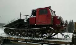 АТЗ ТТ-4. Продам трелевочный трактор ТТ-4, 14 400,00кг.