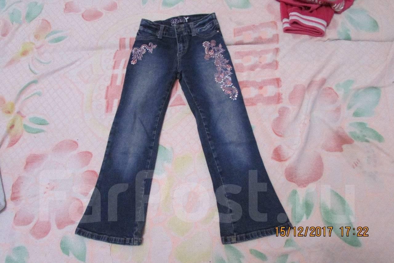 ea9571f9b0d1bba Джинсы для девочек, размер 110-116 см во Владивостоке - купить детскую  одежду. Брюки, джинсы, шорты для детей, джинсы продажа во Владивостоке, цена