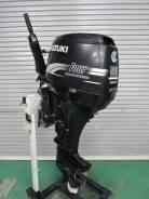 Suzuki. 50,00л.с., 4-тактный, бензиновый, нога L (508 мм), Год: 2003 год