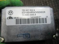Датчик ускорения. Volkswagen Touareg, 7LA Volkswagen Transporter, 7HA, 7HB, 7HC, 7HH, 7HJ, 7HM Audi TT Audi TTS Porsche Cayenne, 955 Двигатели: AXQ, A...