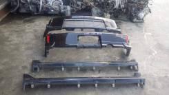 Обвес кузова аэродинамический. Nissan Cube, ANZ10, NZ12, Z10, AZ10, Z12 Двигатели: CGA3DE, HR15DE, CG13DE