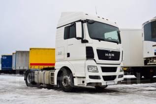 MAN TGX 18.400. Седельный тягач 4X2 BLS 2011 г/в, 10 518 куб. см., 18 000 кг.