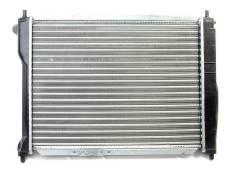 Радиатор охлаждения двигателя. Daewoo Lanos, KLAT Daewoo Sens, T100 ЗАЗ Шанс Chevrolet Lanos Двигатели: A14SMS, A16DMS, A15SMS, MEMZ307, F14D4. Под за...