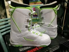 Ботинки сноубордические размер 44 новые.
