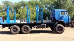 Камаз 43118 Сайгак. Камаз 43118 сортиментовоз, 10 850 куб. см., 10 000 кг. Под заказ