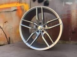 Новые оригинальные разноширокие диски Gio Wheels 5/114.3R20 8.5/10J. 8.5/10.0x20, 5x114.30, ET45/42, ЦО 73,1мм.