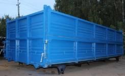 Камаз 45144. Кузов сельхозный , 1 000 куб. см., 1 000 кг. Под заказ