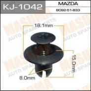 Клипса. Mazda: MX-6, Bongo, Lantis, MPV, CX-7, Bongo Brawny, Eunos 800, Eunos Cargo, J80, Eunos 300, Bongo Friendee, Axela, Verisa, Autozam Clef, Proc...