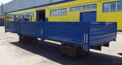 Камаз 65117. Бортовая платформа , 1 000 куб. см., 1 000 кг. Под заказ