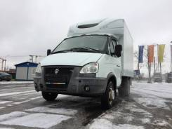 ГАЗ 3302. Грузовой фургон рефрижератор 4х2, 2 890 куб. см., 1 400 кг.