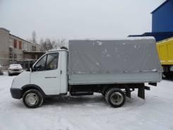 ГАЗ Газель. Продается бортовой тентованный Газ-3302 (ГАЗель), 2 800 куб. см., 1 500 кг.