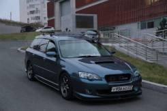 Губа. Subaru Legacy, BP5, BP, BL, BL5