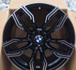 BMW Racing Dynamics. 8.5/9.5x19, 5x120.00, ET25/39, ЦО 66,6 мм.