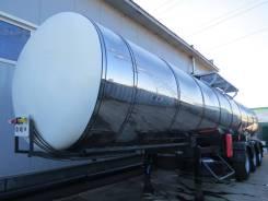 Дизель-ТС. Полуприцеп цистерна, 2012 г, 38 000 кг.