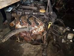 Двигатель в сборе. Opel Astra Opel Vectra Двигатель X16SZR