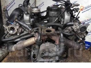 Двигатель в сборе. Audi A4 Avant Audi A4, B7 Audi Quattro Двигатель BKN. Под заказ