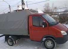 ГАЗ Газель Бизнес. Грузовик Газель Бизнес, 2 700 куб. см., 1 500 кг.