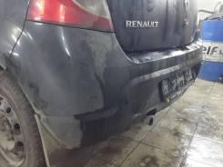 Бампер. Renault Sandero, BS11, BS12, BS1Y Двигатели: K4M, K7J, K7M