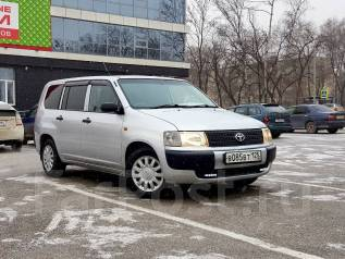 Toyota Probox. механика, 4wd, 1.5 (109 л.с.), бензин, 158 000 тыс. км
