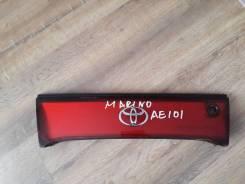 Вставка багажника. Toyota Sprinter Marino, AE101, AE100