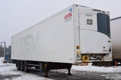 Schmitz. Полуприцеп рефрижератор SKO24 2011 г/в, 42 000 кг.