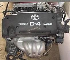 Двигатель в сборе. Toyota Avensis Двигатель 1AZFE