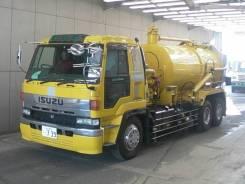 Isuzu. Илосос Truck, 16 880 куб. см. Под заказ