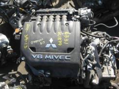 Двигатель в сборе. Mitsubishi Outlander Двигатель 6B31