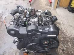 Двигатель в сборе. Audi A6 Двигатель AKE
