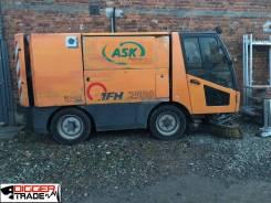 ABG. Подметально-уборочная машина AEBI MFH2500, 2008г. в. Под заказ