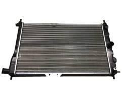 Радиатор охлаждения двигателя. Daewoo Nexia, KLETN Двигатели: A15MF, G15MF. Под заказ