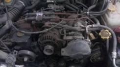 Двигатель в сборе. Subaru Forester, SF9 Двигатель EJ25
