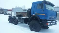 Камаз 44108. тягач вездеход, 11 600 куб. см., 20 000 кг.