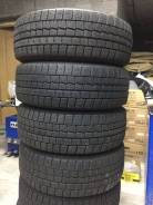 Dunlop Winter Maxx WM01. Зимние, без шипов, 2015 год, износ: 30%, 4 шт